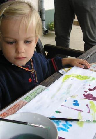Radionice  i  igralište za decu